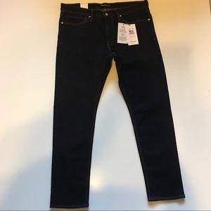 Calvin Klein Indigo Transfer Jeans Slim NWT Sz 38